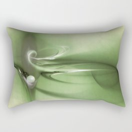 Green Pearl Rectangular Pillow