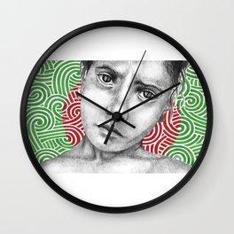Shishu Wall Clock