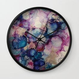 peaceful moments Wall Clock