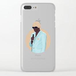 Igor Okonma Clear iPhone Case