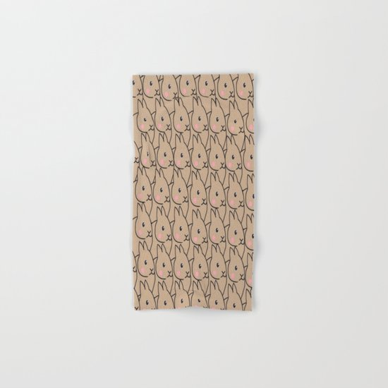 Rabbit-70 Hand & Bath Towel