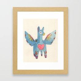 alebrije Framed Art Print