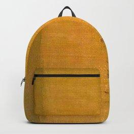 Golden Koi Backpack