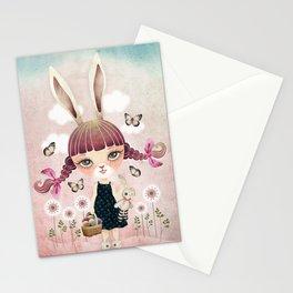 Sugar Bunny Stationery Cards