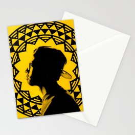 Inner Monologue Stationery Cards