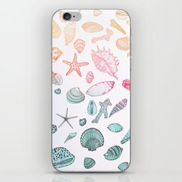 Mollusk madness iPhone Skin