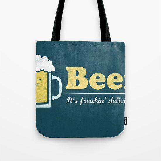 Obvious Slogan #3 Tote Bag