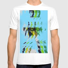 FPJ rhythm and blues White MEDIUM Mens Fitted Tee