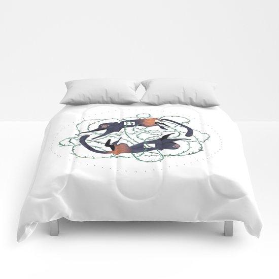 Hoops Comforters