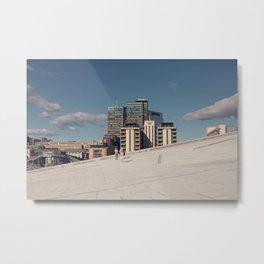 Oslo#1 Metal Print