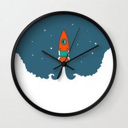 Not rocket science Wall Clock