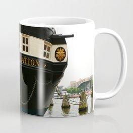 USS Constellation Detail Coffee Mug