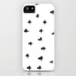 Tiny Cross #1 iPhone Case