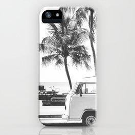 retro summer iPhone Case