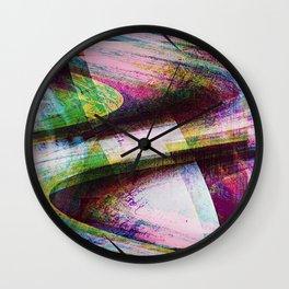 Is It Dinnertime? Wall Clock