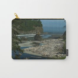 Morning At The Seaside Carry-All Pouch
