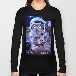 moon landing: APOWLLO 11 Long Sleeve T-shirt