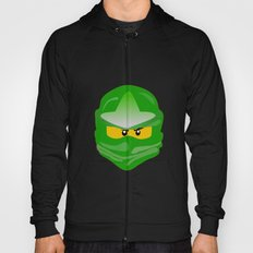 Ninjago face Lloyd  Hoody