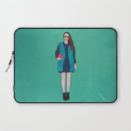 Touch of Pink Laptop Sleeve
