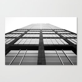 Skyscraper I Canvas Print