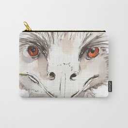 Who Emu? Carry-All Pouch