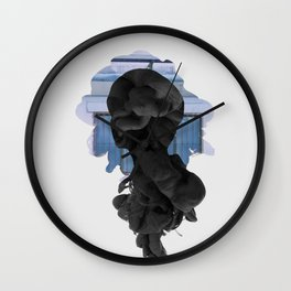 SVT - Joshua Smoke Effect Wall Clock