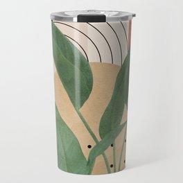 Nature Geometry V Travel Mug