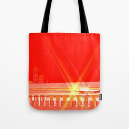 SquaRed: Freedom Flight Tote Bag