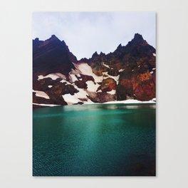 Broken Top Canvas Print