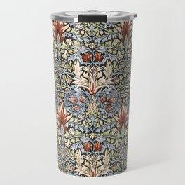 Snakeshead (1876-1877) by William Morris Travel Mug