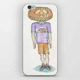 Happy Halloween (Color) iPhone Skin