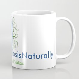 Heal Endometriosis Naturally With Wendy K Laidlaw Coffee Mug