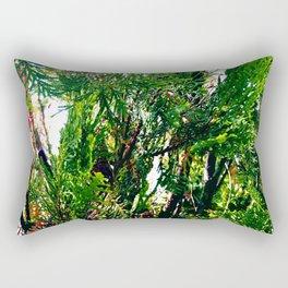 All Things Grow Rectangular Pillow