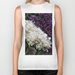 Lilacs Biker Tank