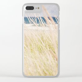 The Dunes Clear iPhone Case