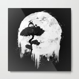 Midnight Spirits Metal Print