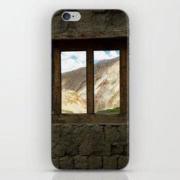 Farmer's House iPhone Skin