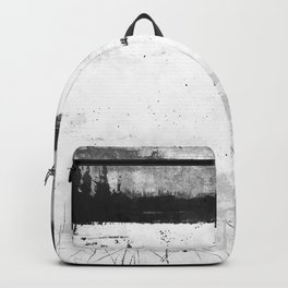 Half Empty Backpack
