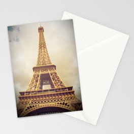 Eiffel Tower in Paris Stationery Cards