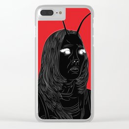 Mantis, GuardiansOfTheGalaxy Clear iPhone Case