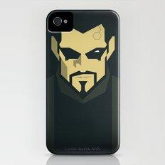 Jensen / Deus Ex: Human Revolution iPhone (4, 4s) Slim Case