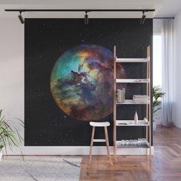 Fantasy Planet - Lagoon Wall Mural