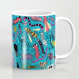 Bug Pattern Coffee Mug