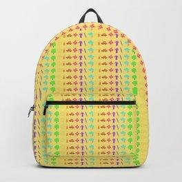 Childish Rainbow Backpack