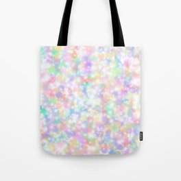 Rainbow Bubbles of Light Tote Bag