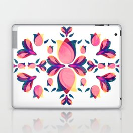 Tulip Pattern Laptop & iPad Skin