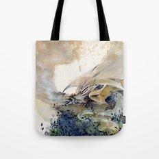 Forgotten Dream Tote Bag