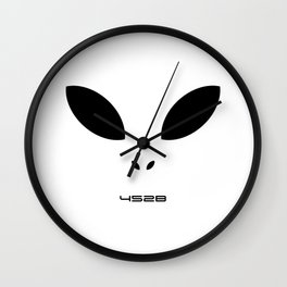 Kepler-452b T-Shirt and Accessories Wall Clock