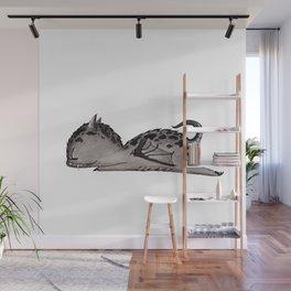 Drooling dragon Wall Mural