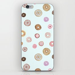 DONUT LOVE iPhone Skin